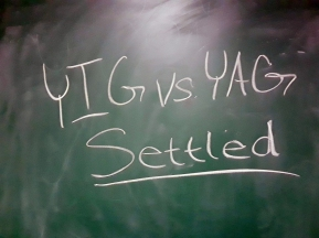 YIG vs YAG photo